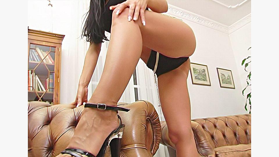 Уборщица в колготках секс фото 493-630